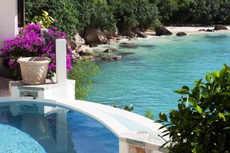 Rock Cottage Plunge Pool