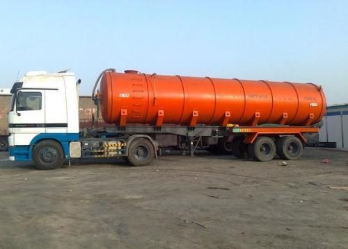 sewage tanker 2